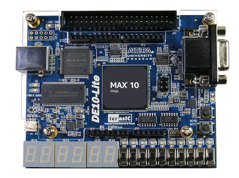 DE10-Lite FPGA